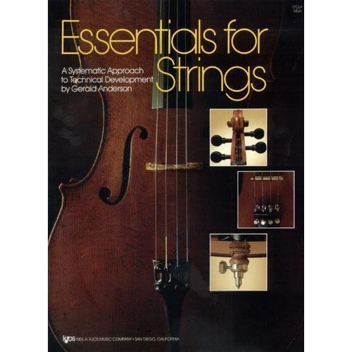 Anderson, Gerald: Essentials for Strings (viola)