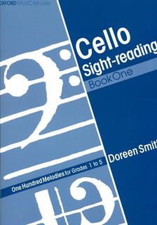 Oxford University Press Smith, Doreen: Cello Sight Reading Bk.1