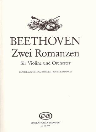 HAL LEONARD Beethoven, L.van (Orban): Romances (violin & piano)