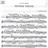 HAL LEONARD Honegger, Arthur: Sonata #2 (violin & piano)