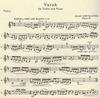 Hovhaness, Alan: Varak Op.47 (violin & piano)