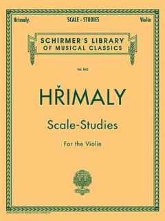 HAL LEONARD Hrimaly, J.: Scale-Studies for the Violin (violin) Schirmer