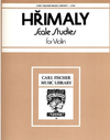 Carl Fischer Hrimaly, J.: Scale Studies for Violin