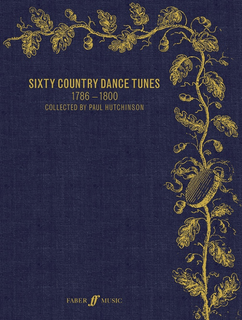 Alfred Music Hutchinson: Sixty Country Dance Tunes (1786-1800) (violin) FABER