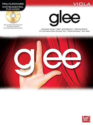 HAL LEONARD Glee (viola & cd)