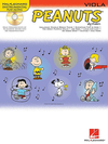 HAL LEONARD Guaraldi, V.: Peanuts (viola & cd)
