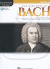 HAL LEONARD Hal Leonard Instrumental Play-Along: The Very Best of Bach (viola)(audio access) Hal Leonard