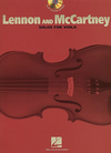 HAL LEONARD Lennon & McCartney (Beatles): Solos for Viola (viola & CD)