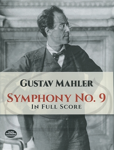 Dover Publications Mahler: (score) Symphony No.9 (full orchestra) Dover Publications
