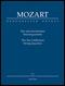 Barenreiter Mozart, W.A.: SCORE Ten Celebrated String Quartets Urtext (L.Finscher)