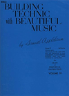 Alfred Music Applebaum, Samuel: Building Technic with Beautiful Music Vol.4 (viola)