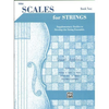 Alfred Music Applebaum, S.: Scales for Strings Bk.2 (viola)