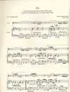 HAL LEONARD Bach, J.S. (Birtel, arr.): Air in D Major from the Orchestra Suite No. 3, BWV1068 (viola and piano)
