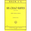 International Music Company Bach, J.S. (Davis): 6 Suites (viola)