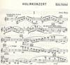 Carl Fischer Berg, Alban: Concerto (violin & piano)