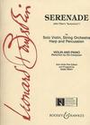 HAL LEONARD Bernstein (Stern): Serenade - after Plato's ''Symposium'' (violin & piano reduction)