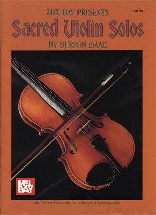 Isaac, Burton: Sacred Violin Solos (violin & piano)