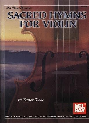 Isaac, Burton: Sacred Hymns for Violin (violin & piano)