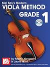 Norgaard, M. & Laurie Scott: Mel Bay's Modern Viola Method Grade 1