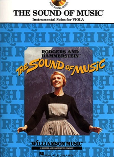 HAL LEONARD Rodgers & Hammerstein: Sound of Music (viola & CD)