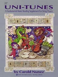 Nunez, C.: (Score) Uni-Tunes (piano accompaniment)