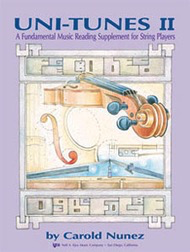 Nunez, C.: (Score) Uni-Tunes II (piano accompaniment)