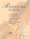 HAL LEONARD Friss, Antal: Repertoire Album (cello & piano)