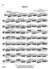 HAL LEONARD Bach, J.S. (Lifschey): Six Cello Suites transcribed for the Viola