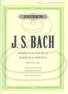 C.F. Peters Bach, J.S. (Rowland-Jones/Ledbetter): Sonatas & Partitas, BWV1001-1006 - TRANSCRIBED (viola) Edition Peters