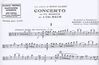 Salabert Bach, J.C. (Casadesus): Concerto in C minor (viola & piano)
