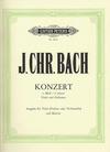 C.F. Peters Bach, J.C.: Concerto in c minor (viola & piano)