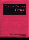 Carl Fischer Biscardi, Chester: Tartini (violin & piano)