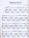 HAL LEONARD Blake, Howard: Theme from ''The Snowman''  Walking in the Air (violin & piano)