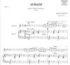 Carl Fischer Jolivet, Andre: Aubade (violin & piano)