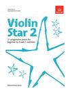 Jones, Edward Huws: Violin Star 2-Accompaniment-31 Progressive pieces for beginner to grade 1 violinists