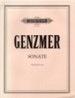 Genzmer, Harald: Cello Sonata (cello & piano)