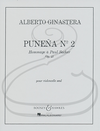 HAL LEONARD Ginastera (Rostropovitch): Puneña No.2, Op.45 (cello) Boosey & Hawkes