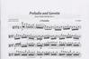 Bach, J.S. (Arnold): Preludio & Gavotte from Partita #3 (viola & piano)
