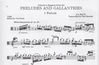 HAL LEONARD Bach, J.S. (Ramsier): Preludes & Gallantries (viola & piano)