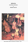 LudwigMasters Bloch, Ernest: Sonata (violin & piano)