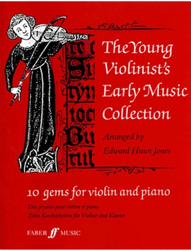Jones, E.H.: Young Violinist's Early Music Collection (Violin & Piano)