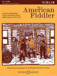 HAL LEONARD Jones, E.H.: The American Fiddler (violin/optional easy violin/guitar)