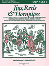 HAL LEONARD Jones, E.H.: Jigs, Reels & Hornpipes Complete (1 or 2 violins, chords, piano)