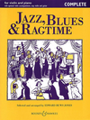HAL LEONARD Jones: Jazz, Blues & Ragtime - Complete (2 violins, piano, & guitar) Boosey & Hawkes