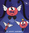 Carl Fischer Igudesman, Aleksey: Pigs Can Fly-Easy Violin Duets (2 violins, CD) Universal Edition