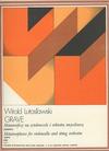 HAL LEONARD Lutoslawski, W.: (Score) Grave - Metamorphoses for Violoncello and String Orchestra (cello, and string orchestra)