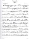 HAL LEONARD Goens, Daniel van (Pejtsik): Tarantelle, Op. 24 (cello & piano), Edito Musica Budapest