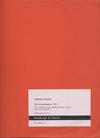Becker, Gunther: Correspondences 3 (viola & bass)