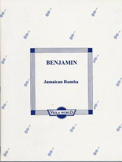 Viola World Benjamin, Arthur (Primrose): Jamaican Rumba for Viola & Piano