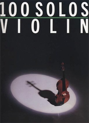 HAL LEONARD Amsco: (Collection) 100 Solos Violin (violin)